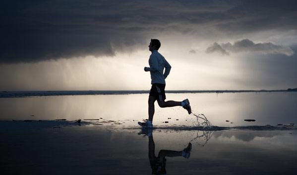 Продолжительность бега