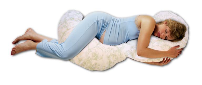 На каком боку нужно спать беременным 29