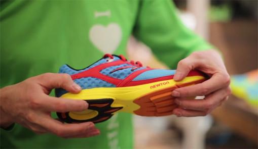 Кроссовки для естественного бега